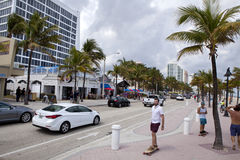 Fort Lauderdale, Florida Immagine Stock
