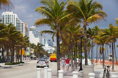 Fort Lauderdale, FLorida Royalty Free Stock Images