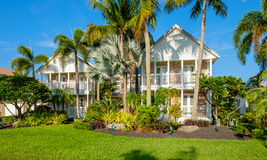 Fort Lauderdale home Royalty Free Stock Photography