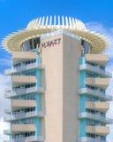 Fort Lauderdale Hyatt Hotel Stock Photography
