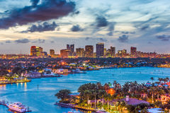Fort Lauderdale, la Florida Fotos de archivo