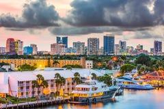 Fort Lauderdale, la Florida Fotografía de archivo