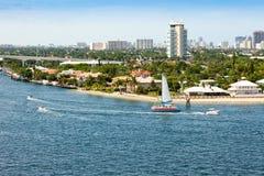 Fort Lauderdale, la Floride Photographie stock