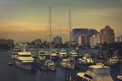 Fort Lauderdale, la Floride Photographie stock libre de droits