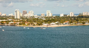 Fort Lauderdale, la Floride Photos stock
