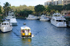 Fort Lauderdale New River Stock Images