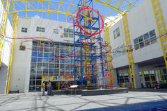 Free FORT LAUDERDALE, USA - JULY 11, 2017: Beautiful Visit Of The Museum Of Discovery And Science At Indoors Located In Fort Stock Photography - 98535992