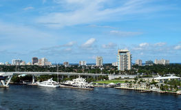 Fort Lauderdale Royalty Free Stock Images
