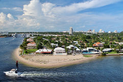 Fort Lauderdale Royalty Free Stock Image