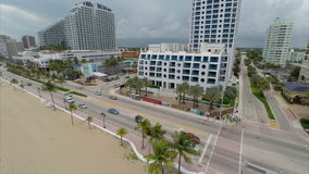 Fort Lauderdale visuel aérien Etats-Unis