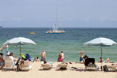 Fort Lauderdale wakacje obraz stock