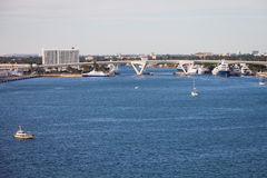 Fort Lauderdale Waterway Stock Photos