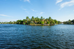 Fort Lauderdale Waterway Royalty Free Stock Images
