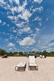 Fort Lauderdale wyrzucać na brzeg, Miami Obraz Royalty Free