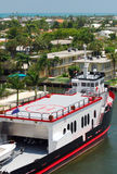 Fort- Lauderdalehorizont Lizenzfreie Stockfotos