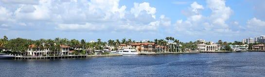 Fort- LauderdaleSkyline stockfotos