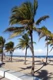 Fort Lauderdalestrand Arkivbilder