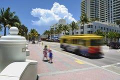 Fort- Lauderdalestrand Lizenzfreie Stockfotos