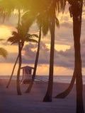 Fort- Lauderdalestrand Stockfotografie