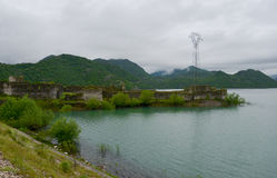 Fort Lesendro, Montenegro Royalty Free Stock Image