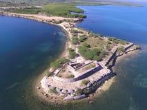 Fort Liberte Royaltyfria Bilder