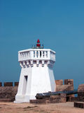 Fort Lighthouse Stock Photo