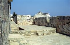 Fort Limassol, Cypern arkivbilder