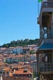 Fort Lissabon Royaltyfri Foto
