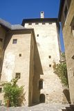 Fort, Lockenhaus, Burgenland, Austria Royalty Free Stock Images
