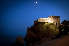 Fort Lovrijenac in Dubrovnik Stock Photo