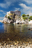 Fort Lovrjenac in Dubrovnik Royalty Free Stock Photography