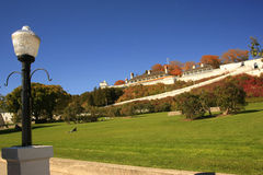 Fort mackinac Royalty Free Stock Photo