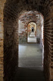 Fort Macon Stock Foto's