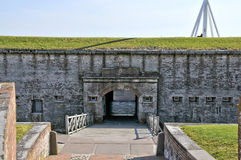 Fort Macon Stock Photography