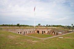 Fort Macon Royalty-vrije Stock Foto