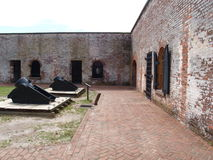 Fort Macon Stockbilder