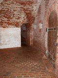 Fort Macon Photographie stock