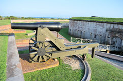 Fort Macon N.C. Stockfotografie