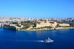 Fort Manoel. At Manoel Island in Malta Royalty Free Stock Images