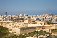 Fort Manoel, Malta Zdjęcia Royalty Free