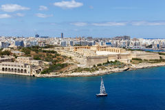 Fort Manoel, Manoel Island. Malta Stock Images