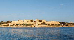Fort Manoel Valletta Malta 2013 Stock Photography