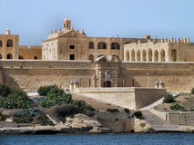 Fort Manoel Royalty Free Stock Images