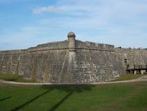Fort Mantanzas Stock Image