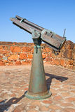 Fort in Maputo, Mosambik Lizenzfreies Stockfoto