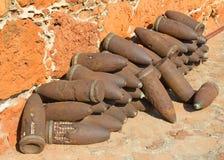 Fort in Maputo, Mozambique Stock Afbeeldingen