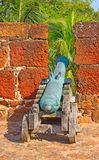 Fort in Maputo, Mozambique. Old portugese fort in Maputo, Mozambique Royalty Free Stock Photo