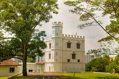 Fort Margherita dans Kuching sarawak malaysia borneo image stock