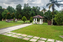 Fort Margherita in Kuching Royalty Free Stock Images