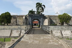 Fort Marlborough Photographie stock libre de droits
